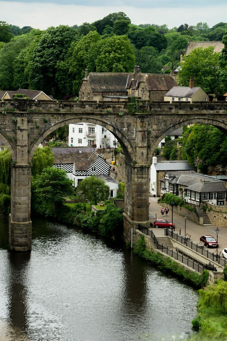 Knaresborough, Yorkshire, England