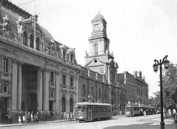 Correo Central, junio 1927