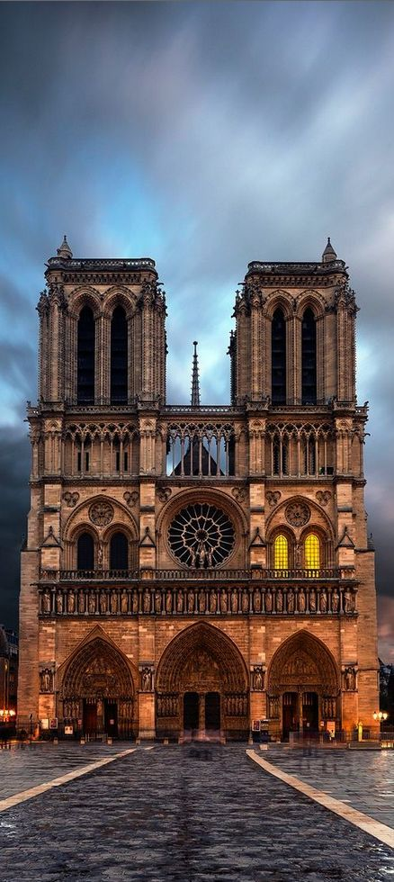 Notre Dame de Paris Cathedral- I actually had a pick pocket who would not quit trying to rob me while on a tour inside Notre Dame. http://livedan330.com/travel-reviews/