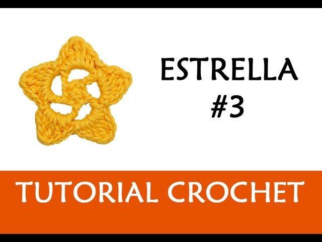 7 best ESTRELLAS DE CROCHET images on Pinterest | Stars, Orange and ...