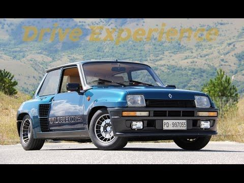 Renault's 5 Turbo 2 Is The Definition Of The Enthusiast-Only Car