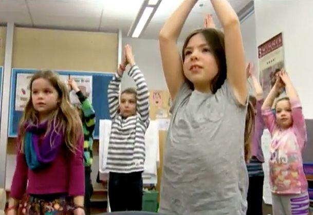"""Depuis dix ans, les élèves des 91 écoles primaires de Vancouver apprennent à pratiquer la """"pleine conscience"""", une méthode d'éducation aux effets étonnants."""