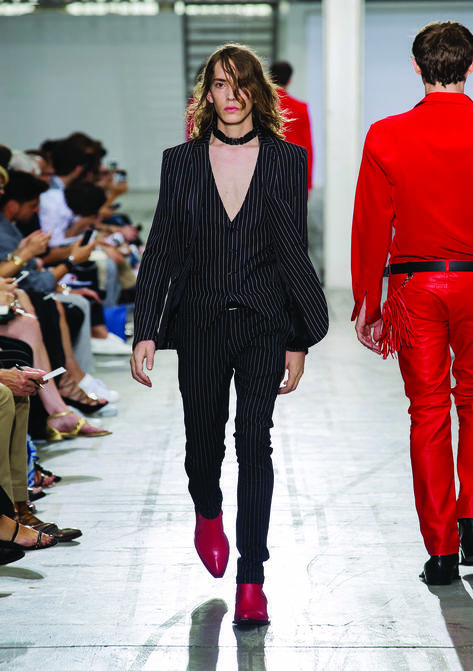 Costume National Men's Spring/Summer 2016