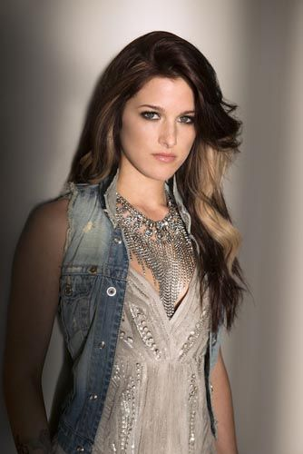 Cassadee Pope. No matter what she will never lose her rock roots. Hey Monday will forever have influence :)