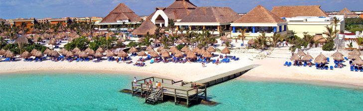 Gran Bahia Principe Akumal hotel - next Mexico trip ??? Maybe!