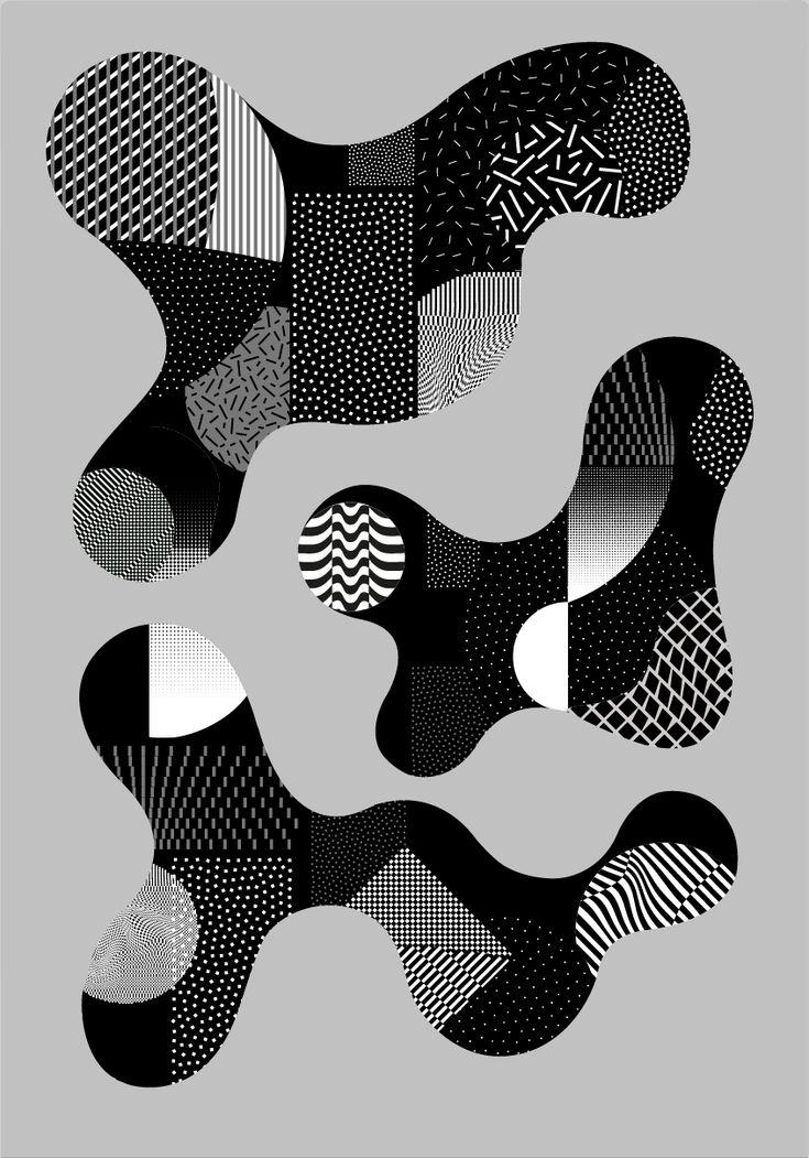 """alainvonck: """"Pattern #1, Alain Vonck """""""