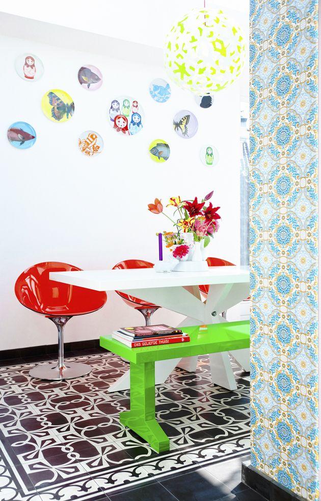@101woonideeën D.I.Y. magazine.nl #dutch interiormagazine, zilverblauw