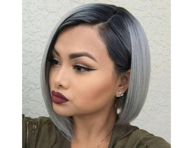 Modne fryzury średnie 2016 - śliczne, kobiece i na czasie! - Strona 5