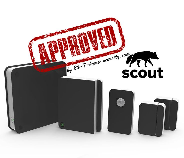 Scout alarm review approved