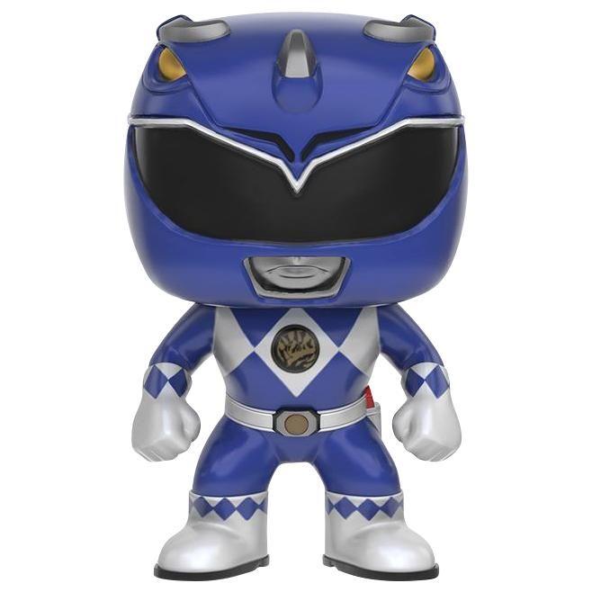 Statuetta decorativa Blue Ranger del brand Funko collezione Pop!.