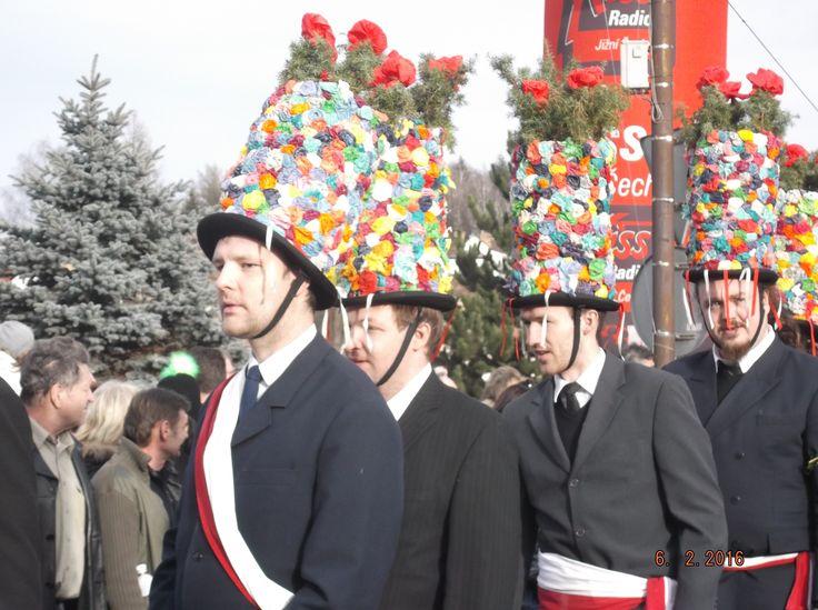 Karneval 2016- vojáci