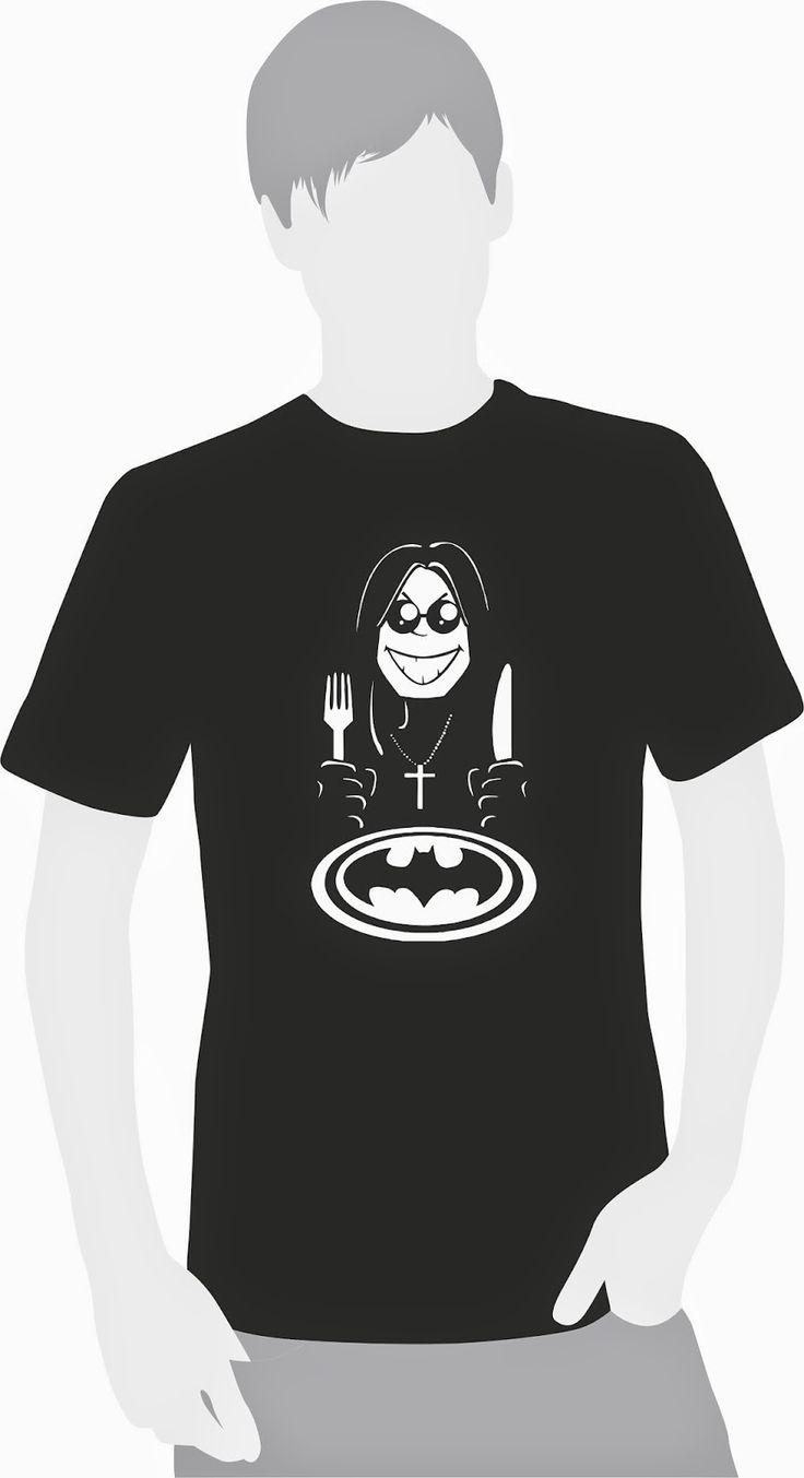 T shirt design using coreldraw - Madetome T Shirt Ozzy