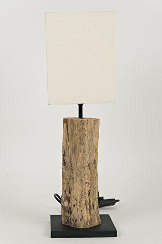 Tischlampe Ruva Leuchte Lampe Korpus Holz Schirm Leinen echte Handarbeit THAI-TRADE http://www.amazon.de/dp/B00UK4QASW/ref=cm_sw_r_pi_dp_k5e1vb05G3DBY