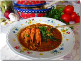 Istrian Fish Stew