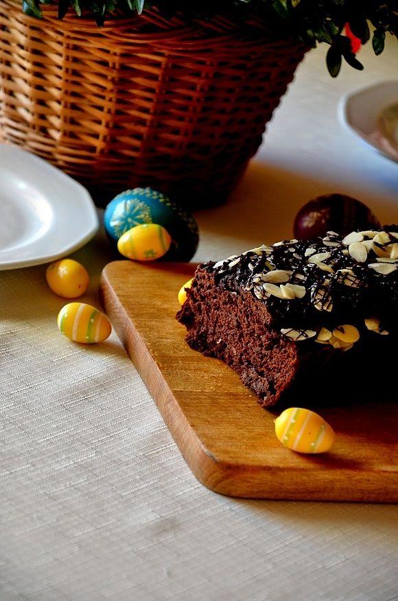 Dietetyczne ciasto z czerwonej fasoli czyli kakaowiec