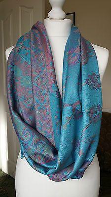 100% Cashmere ladies scarf /shawl
