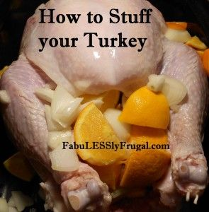 Are you over whelmed about cooking your Turkey this year? I just throw mine in the roaster & leave it! Here's how to make a moist turkey with little effort!