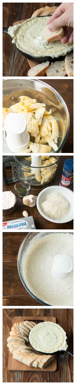 Our famous artichoke recipe ohsweetbasil.com