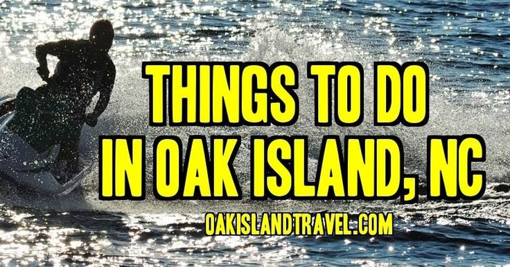 There are endless things to do in Oak Island, NC no matter what time of year you choose to visit. From long stretches of sandy beaches to s...