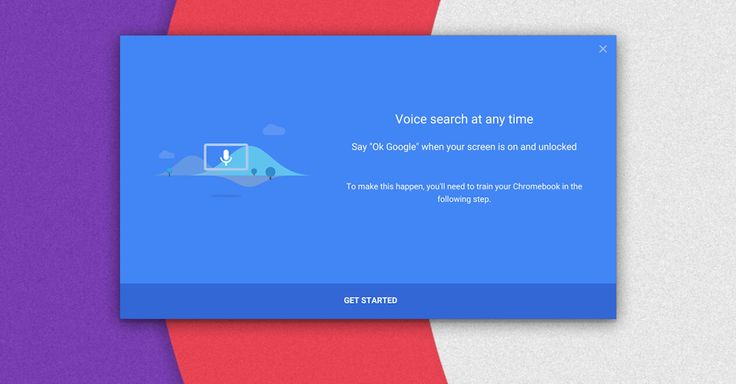 Always-on 'OK Google' voice search is coming to Chromebooks.  'Ok Google…' it's something that you either love or hate on your Android phone, but now it's coming to ChromeOS, with Always-On voice search popping up in the Dev-Channel. [READ MORE HERE]