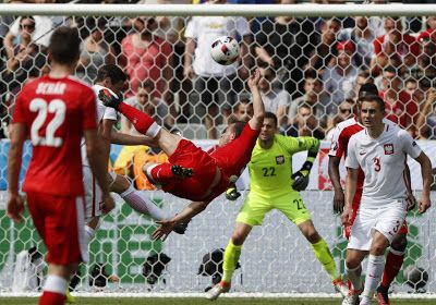 Online Business Operator: Shaqiri's spectacular goal not enough for Switzerl...
