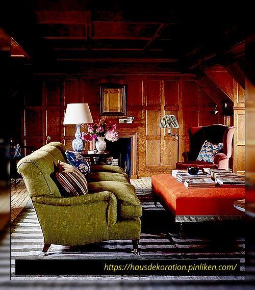18 unersetzliche Home-Office-Ideen mit schönem Kamin