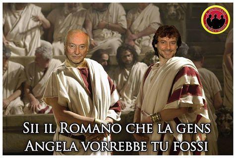 Dalla pagina fb de Il Triumvirato  (Alberto e Piero Angela)