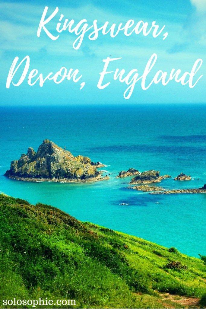 KINGSWEAR COASTAL WALKS: prettiest walk in Devon, UK | solosophie