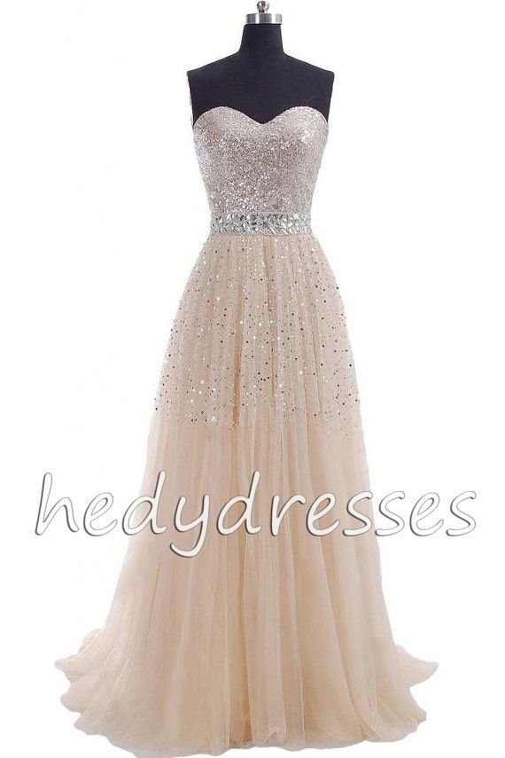 2014 prom dressgraduation prom dressparty by HedyDresses on Etsy, $110.00