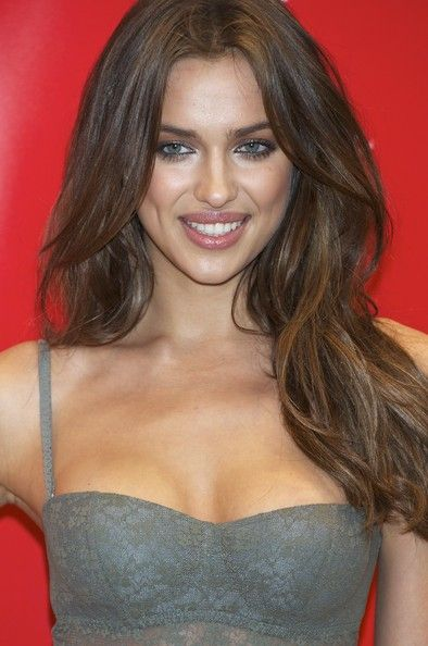 Irina Shayk. Striking beauty, men and women alike: I love my Eastern Europeans (heritage)!