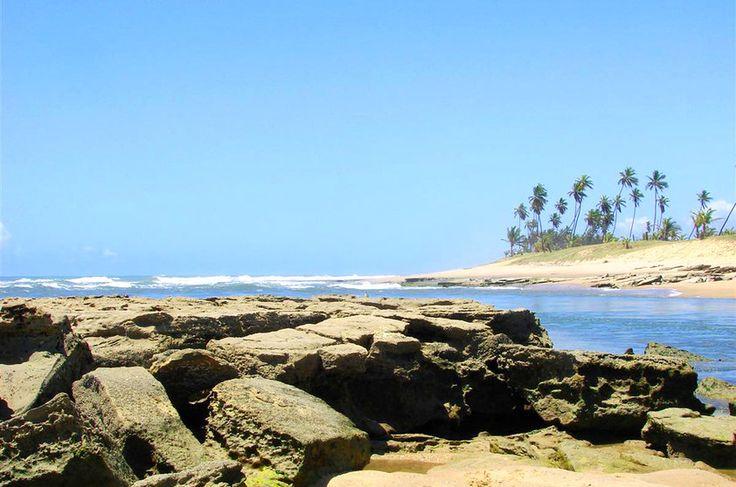 Praia Costa do Sauípe, Bahia