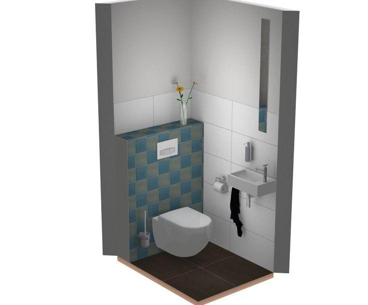 52 best toilet ide en images on pinterest toilets showroom and bathroom toilets - Kleur toilet idee ...