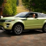 2012 RANGE ROVER EVOQUE  MSRP: $43,995  It's pretty, it's rugged, it's capable and it makes you look skinny. Okay, maybe not. But if the 2012 Range Rover Evoque could, it would.