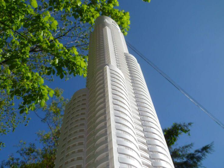 Maqueta Alvear Tower - Escala 1:200