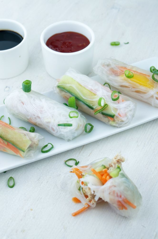 spring rolls met tonijnsla-5