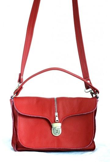 torby na ramię - damskie-Torebka 166/2012