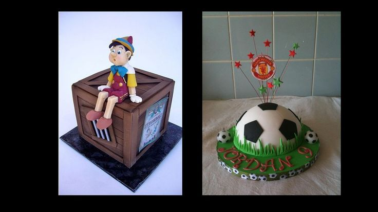 #amazing #outofbox #football #cake #design