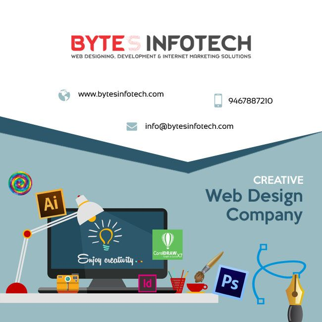 Http Bytesinfotech Com Is A Leading Seo Company In Chandigarh Providing Best Seo Services In Chand Creative Web Design Web Design Company Best Seo Services