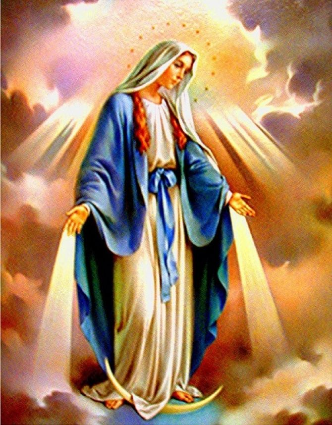 NOVENA TO THE IMMACULATE CONCEPTION (To commemorate the Immaculate Conception)