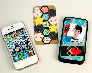 Creative Customized Phone Covers | AllFreePaperCrafts.com
