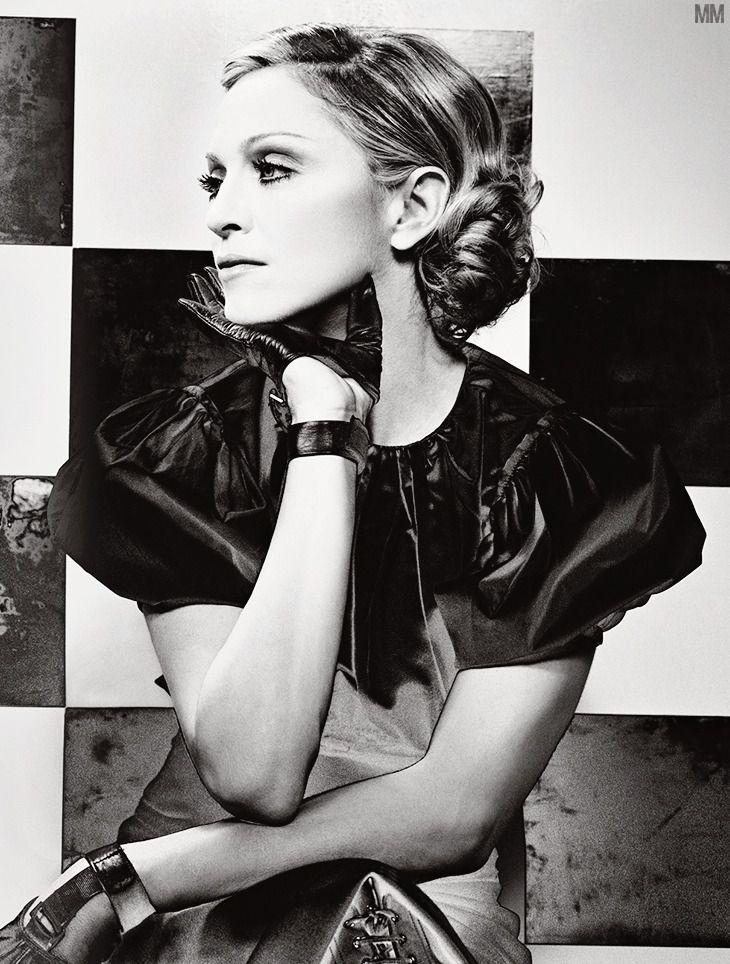 Madonna by Craig McDean.