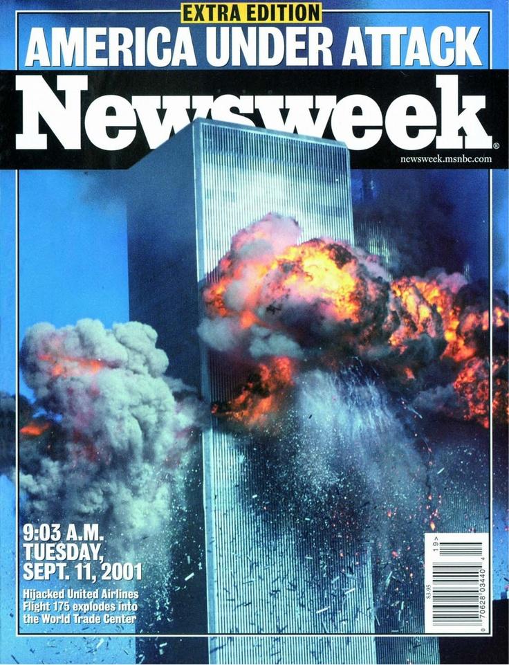 Newsweek Extra Edition September 13, 2001