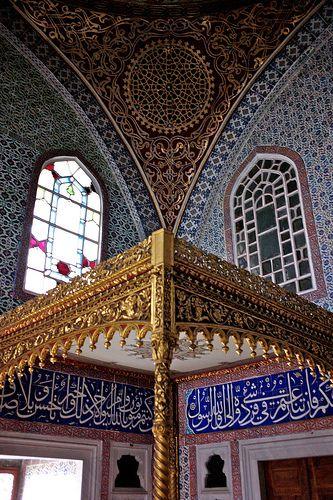 Love this palace on my visit - Topkapi Palace, Istanbul, Turkey