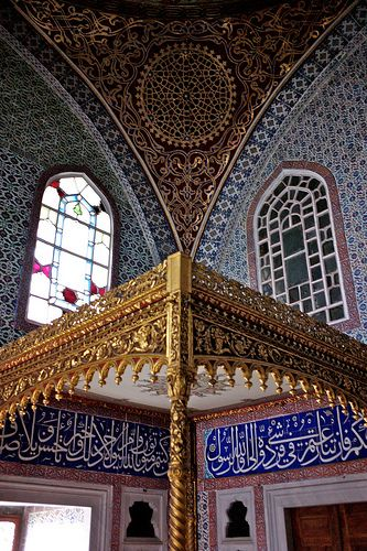 Love this palace on my visit - Topkapi Palace, Istanbul, Turkey