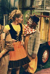 Pipo de clown en Mamaloe
