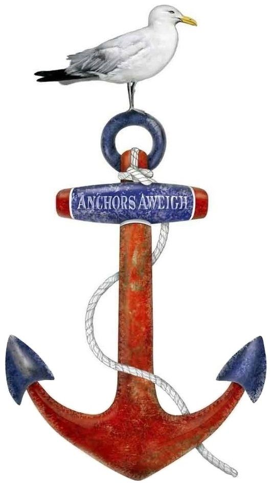 Anchor (Mary Lake Thompson)