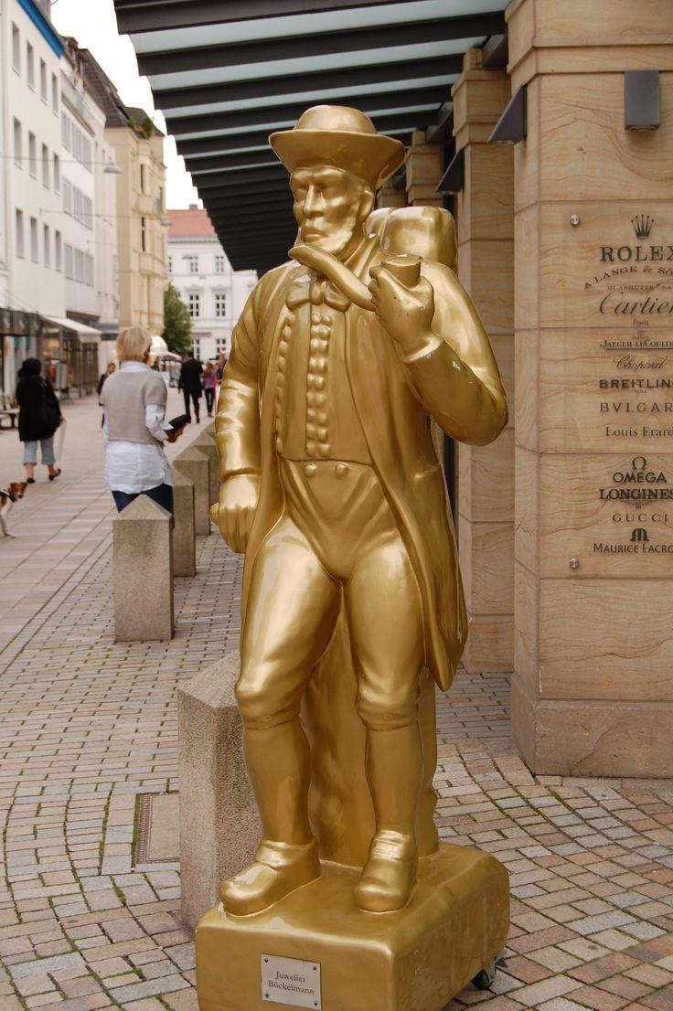 Stadt Bielefeld - der Leineweber