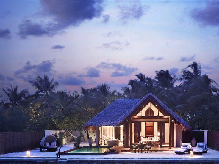 Taj Exotica Maldives Resort and Spa TUI Pauschalreisen » Reisen & Pauschalurlaub günstig buchen - TUI.at