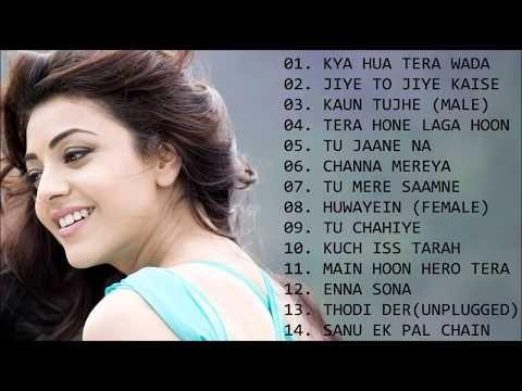 Latest Hit Bollywood Songs 2016 & 2017 Hindi Songs Playlist Jukebox