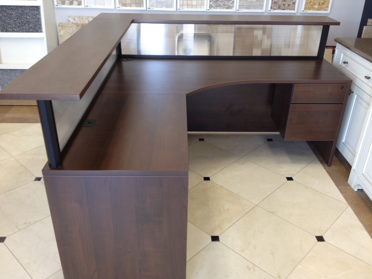Granite By Design-Belair Candi Reception Workstation